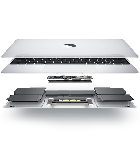 MacBook remontas